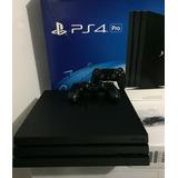 Playstation 4 Pro  Envio Gratis