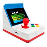Mini Consola Portatil Juegos Retro Arcade Clásicos Maquinita
