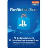 Tarjeta Psn 25 Usd Playstation Gift Card Ps4 Ps3 Disponible