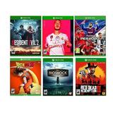 Un Juego De Xbox One Offline Al Mejor Precio!!