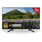 Televisor Sony Uhd 4k Hdr Smart Tv De 65¨ - Kd-65x737f