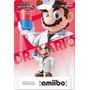 Figura Orignal Nintendo Wii 3ds Amiibo Dr Mario Doctor