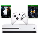 Consola Xbox One S 1tb Bundle Halo 5 Y Halo Master Chief