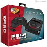 Hypkinkin Megaretron Hd Gaming Console Para Genesismega Driv