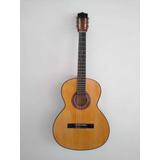 Guitarra Acústica Clásica Para Adulto+forro+método+púa + Env
