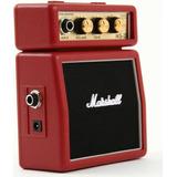 Amplificador Guitarra Eléctrica Marshall Ms-2r, 1 Watt Con C
