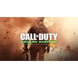 Call Of Duty Modern Warfare 2 Remasterizado