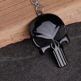 Llavero Punisher Colección Marvel Comic Máscara Cráneo