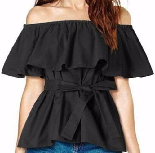 Blusas para mujer Limonni LI925 Campesinas