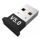 Usb Bluetooth 5.0 Adaptador Transmisor Receptor
