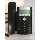 Teléfono Polycom Sound Point Ip 331 2 Líneas Sin Adaptador