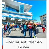 Asesoría Para Estudiar En Rusia Convocatoria Abierta 2020