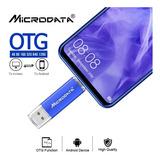 Memoria Usb Y Micro Usb De 32gb Otg Microdata + Obsequio