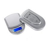 Mini Balanza Digital 500g Gramera Pesa Diamantes Joyas Oro