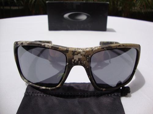 a29d6342fe Nuevas Gafas Oakley Turbine Camufladas Edc. Ltda. Militares