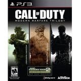 Call Of Duty Modern Warfare Ps3 3  En Uno Voces Español Ps3