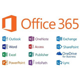 Licencia De Office 365 2019 + 1tb Onedrive Para 5 Pc's / Mac