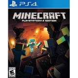 Minecraft Ps4 Primario