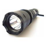 Tabano Taser Electrico 3.200kv Paralizador Linterna Aluminio