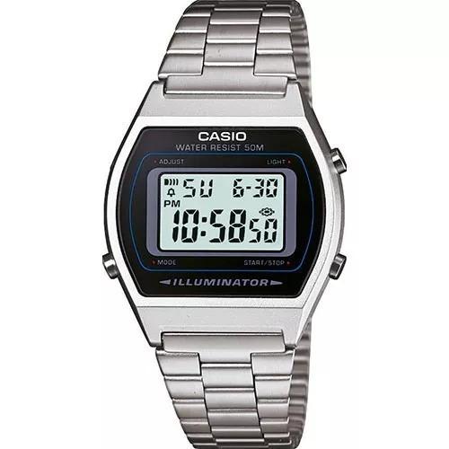 786b78a8f5ef Reloj Casio B-640wd Unisex En Acero 100% Original