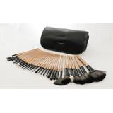 Brochas 35 Mac Maquillaje Profesional + Obsequio + Envío Gra