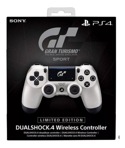 Control Ps4 Dualshock Edición Gran Turismo Sport 2019
