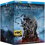 Serie Game Of Thrones 4k Completa |digital Entrega Inmediata