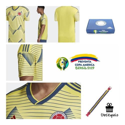 9901131259be92 Camiseta Selección Colombia 2019 Copa América
