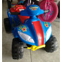 Moto Niño Bateria Edad 3-5 Años