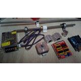 Kit Cnc - Rodamiento - Ejes - Motores ... La Del Profe