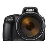 Camara Nikon Coolpix P1000 16mpx 125x Vídeo 4k