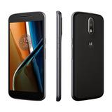 Celular Libre Motorola Moto G4 5.5'' 16gb  13mp/5mp 4g