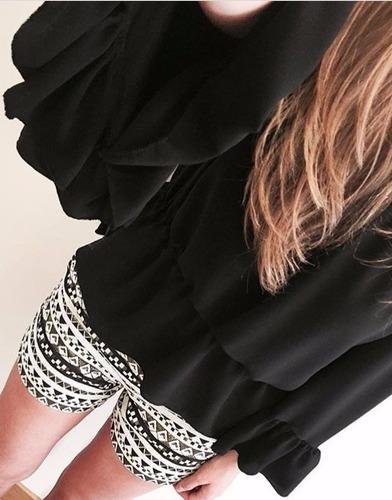 Blusas para mujer Limonni LI881 Campesinas