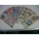 Billetes Nacionales De Colección - Usados