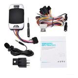 Gps Tracker Localizador Satelital 303f Homologado Moto/carro