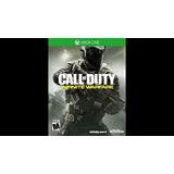 Juego Call Of Duty Infinite Warfare Xbox One Nuevo Sellado