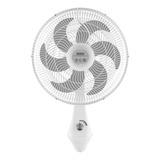 Ventilador Turbo Silence Maxx Pared Blanco