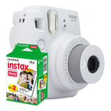 Set 20 Películas + Cámara Instantánea Fujifilm Instax Mini 9