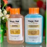 Magic Hair Shampo Y Acondicionador Nueva Formula