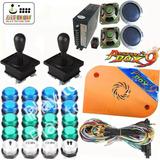 Juego  Pandora 9d Completo Para Maquina Arcade Kit Completo