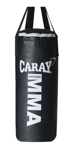 Saco Boxeo Mma 70 Cm X 25 Cm Caray