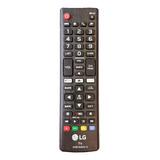 Control Remoto Tv LG Smart Netflix + Forro + Pilas