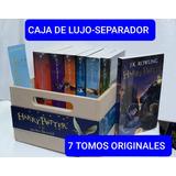 Colección Harry Potter 1 Al 7 Edición Salamandra ( Original)