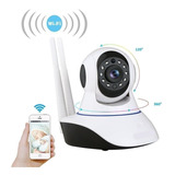 Camara Ip Wifi 360° Vision Nocturna Original