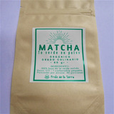 Te Matcha Organico  80 Gr (40  Porciones) - Importado