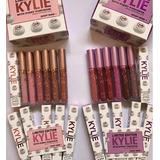 Labiales Labial Kylie Jenner Mate Liquidos Mate Caja Por 12