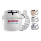 Ducha Electrica Boccherini Fusion Con Manguera Y Graduable.