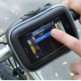Holder Para Cicla O Moto Impermeable Tamaño S M L Smartphone