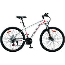 Bicicleta Nakxus Mt20 R27.5 24vel Freno Disco Bloqueo