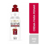 Crema Para Peinar Elvive Rt5 - Ml A $46 - mL a $47